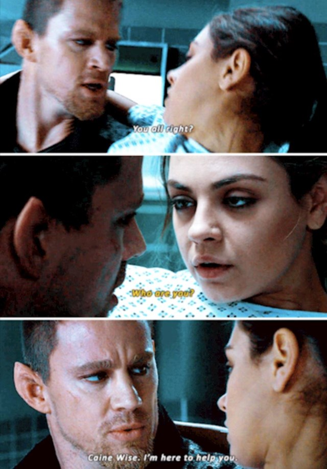 Channing Tatum i Mila Kunis u Jupiter Ascending (2015)