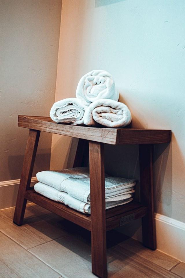 Postoji ispravan način slaganja ručnika