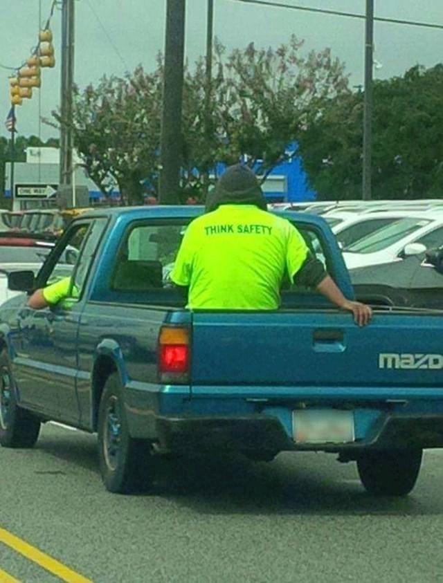 Toliko o sigurnosti...