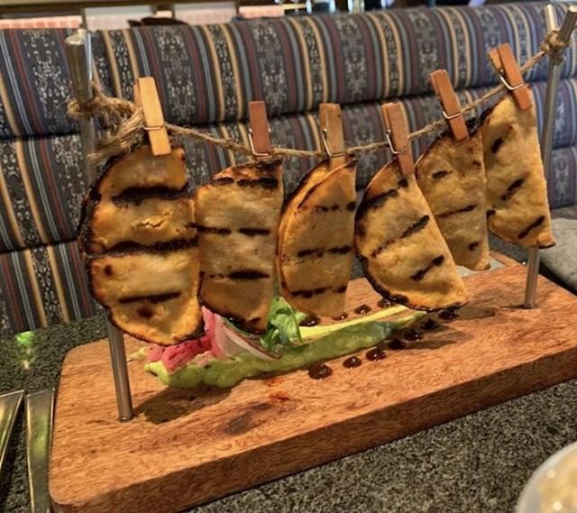Tacosi bez tanjura? Zanimljivo