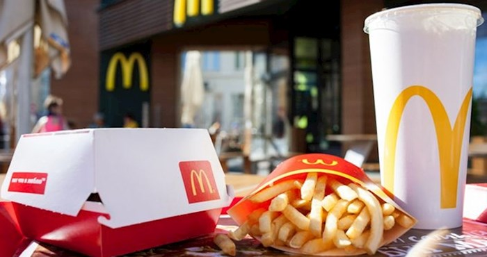 McDonalds je konačno otkrio kako jesti njihov menu na pravi način