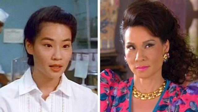 Lucy Liu  s 22 i 50 godina