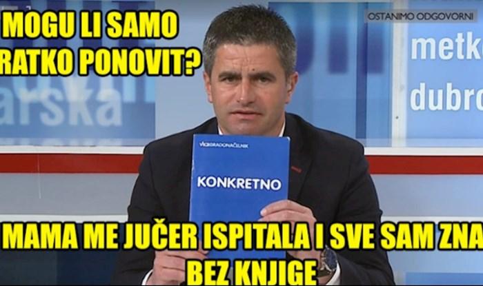 Facebook se brutalno ruga s HDZ-ovim kandidatima za Split i Zagreb, evo najboljih reakcija