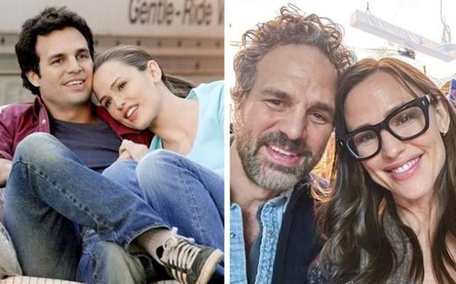 Jennifer Garner i Mark Ruffalo (Jenna Rink i Matt Flamhaff)