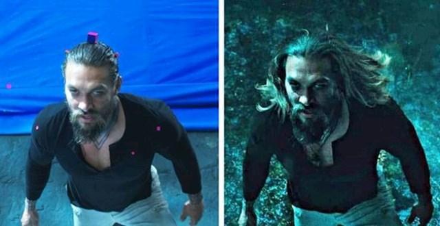 Kao što možete prtpostaviti Aquaman nije sniman pod vodom
