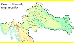 Tip je napravio dosta dobru kartu hrvatskih regija. Ali nema tko se nije našao uvrijeđen
