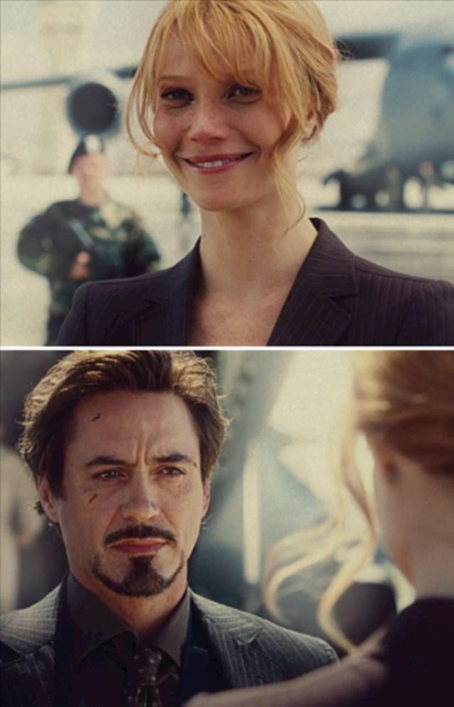 Robert Downey Jr. i Gwyneth Paltrow u svakom Marvelovom filmu