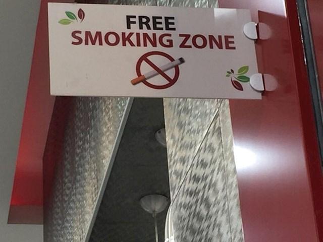 Dakle, smije li se pušiti ili ne?