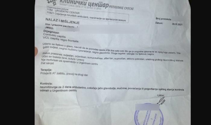 Facebookom se širi nalaz iz Banja Luke: Ljudi umiru od smijeha zbog čega je tip završio na hitnoj