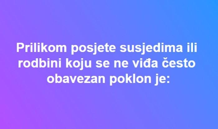 KVIZ 10 pitanja na koje će odgovor znati samo pravi Balkanci