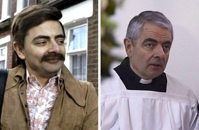 Rowan Atkinson s 24 i 64 godine