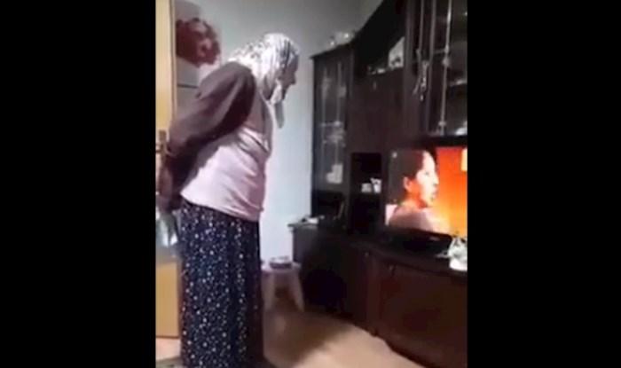 Video bake iz BiH kako gleda sapunicu će vam popraviti dan, skupio je stotine tisuća pregleda