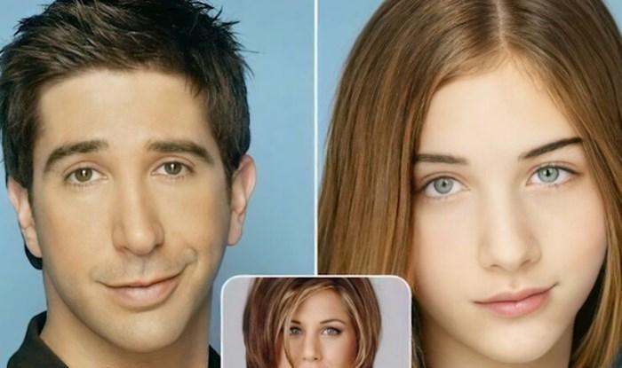Tip je iskoristio umjetnu inteligenciju da vidi kako bi izgledala djeca poznatih parova