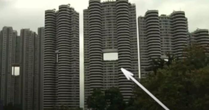 Znate li zašto brojni neboderi u Hong Kongu imaju rupe u sredini?