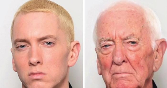 Evo kako bi 16 slavnih osoba moglo izgledati za 40 godina (uz uvjet da stare prirodno)