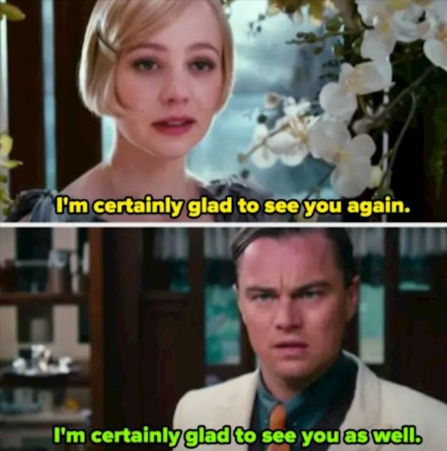 Leonardo DiCaprio i Carey Mulligan u filmu The Great Gatsby (2013)