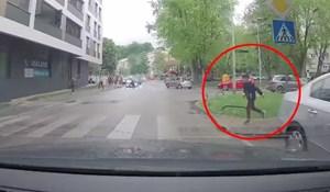 Širi se snimka iz Zagreba: Vozio je 20 km/h, odjednom se ispred auta stvorio dječak...