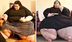Bila je toliko debela da nije mogla hodati, a onda se promijenila do neprepoznatljivosti