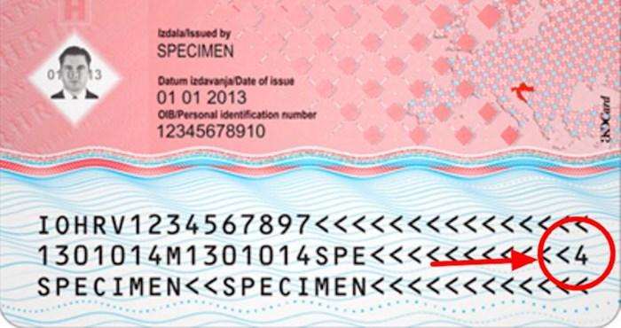 Internetom se opet širi teorija o tajnom značenju ove brojke na osobnoj, evo što je istina