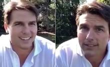 Pogledajte ovaj kratki video i ostat ćete u šoku kad shvatite tko je na snimci (nije Tom Cruise)
