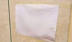 Natpis u WC-u u Dalmaciji jedne nasmijao, druge zgrozio: Više pravopisnih grešaka nego slova!