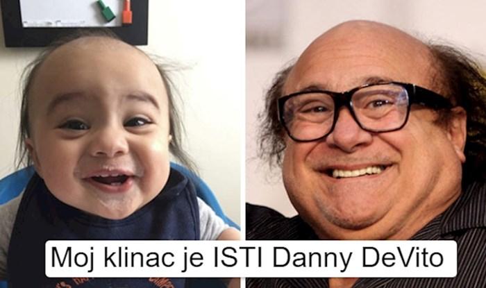 15 urnebesnih obiteljskih fotki ljudi koji izgledaju isto kao velike zvijezde