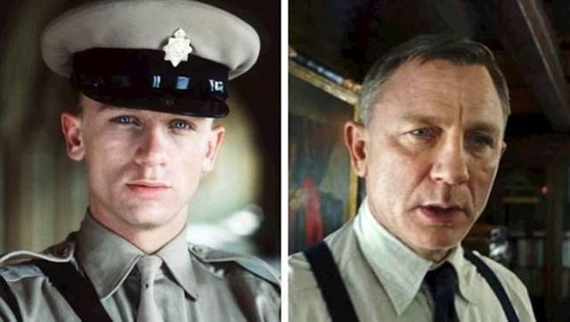 Daniel Craig s 24 i 51 godinom