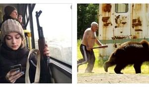Na jednom mjestu prikupljene su najluđe stvari ikad viđene u Rusiji, neke su stvarno nevjerojatne