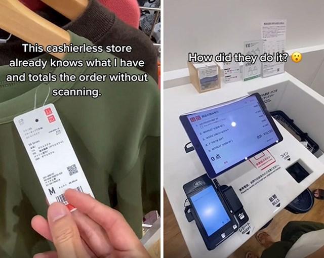 Brojne trgovine znaju što imate u košarici i prije nego dođete na blagajnu (uz pomoć RFID scanova)
