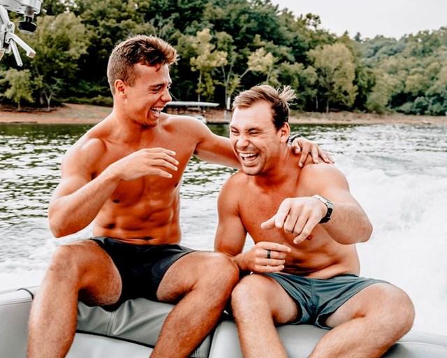 Muško prijateljstvo često je vrsta natjecanja i puno prankova, ali ne uvijek