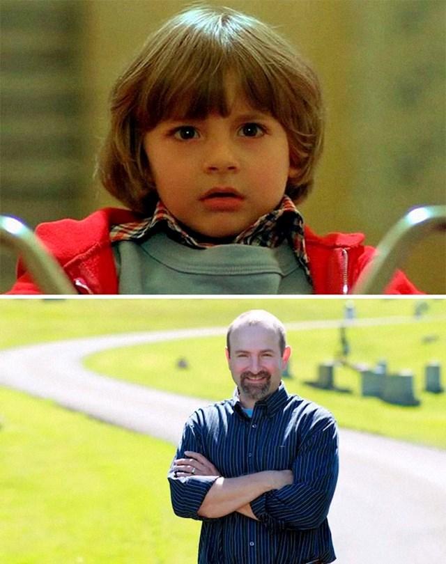 Danny Lloyd igrao je dječaka u kultnom Isijavanju, a danas je profesor biologije