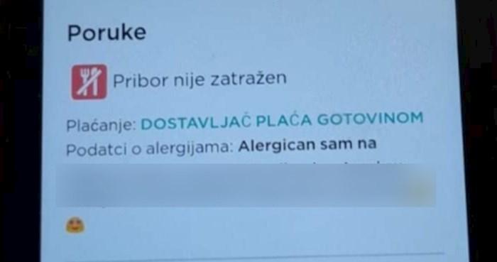 Zagrepčanin naručio palačinke iako je alergičan, njegova poruka restoranu je hit