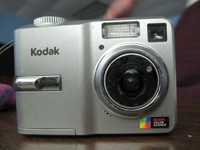Čelni ljudi Kodaka osmislili su digitalne fotoaparate, ali su odustali od proizvodnje