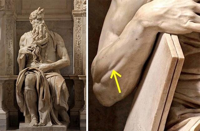 Michelangelov Mojsije (1513.)