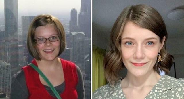 13 vs 24, kao da je obrnuto, prije sam izgledala starije