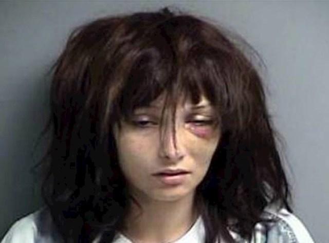 Uhićena je zbog korištenja droge i tada je odlučila da je dosta!