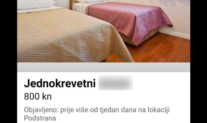Oglas iz Dalmacije pravi je hit na Facebooku: Komentari ljudi su urnebesni