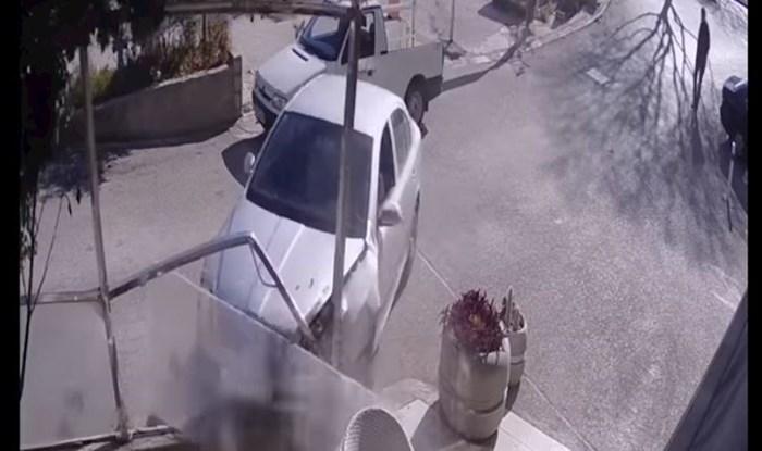 VIDEO Prometna nesreća u Splitu, internet podijeljen oko toga tko je kriv, što vi mislite?