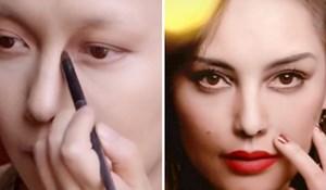 Kineska umjetnica šminkom se pretvara u bilo koju osobu na svijetu, ljudi su u šoku koliko je dobra