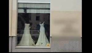 Natpis na salonu vjenčanica nasmijao je mnoge, a neke i dobro zamislio
