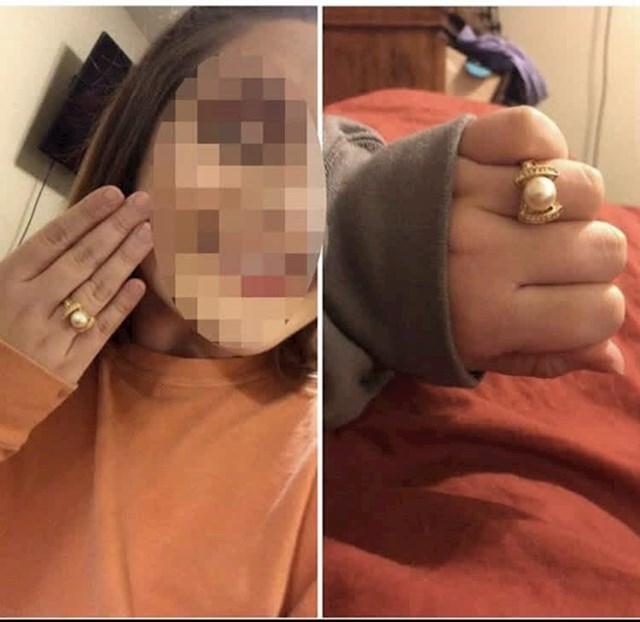 """Ovo je """"skandalozni"""" prsten zbog kojeg je, kako je napisala, na trenutak pomislila raskinuti zaruke"""