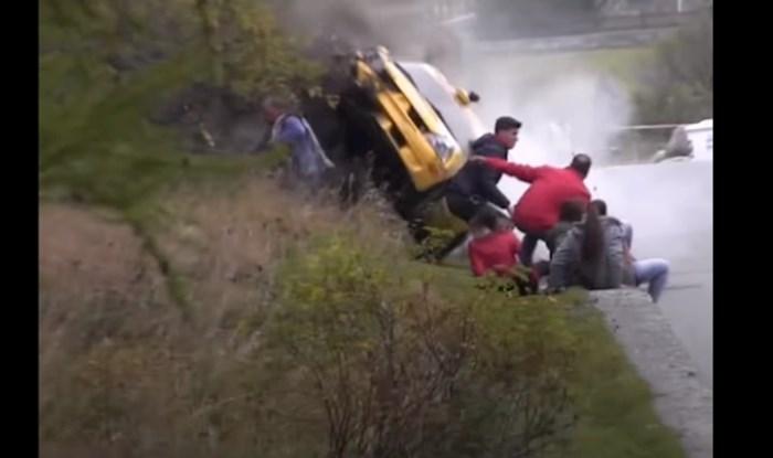 Video od milijun pregleda: U ovim brutalnim nesrećama baš nitko nije ozlijeđen