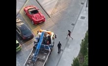 Parkirala je luksuzni auto na mjesto za invalide u Beogradu, ljudi ne vjeruju što je onda napravila