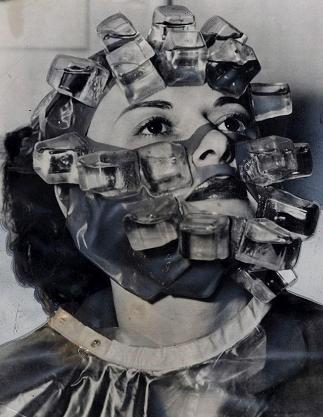 Ledena maska za lice