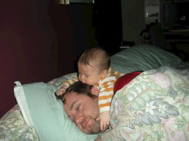 Najčešće razmišljaš o spavanju