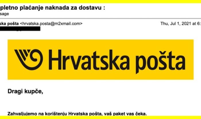 Hrvatskom kruži online prevara: Hakeri glume da su HP, umrijet ćete od smijeha na iznos koji traže