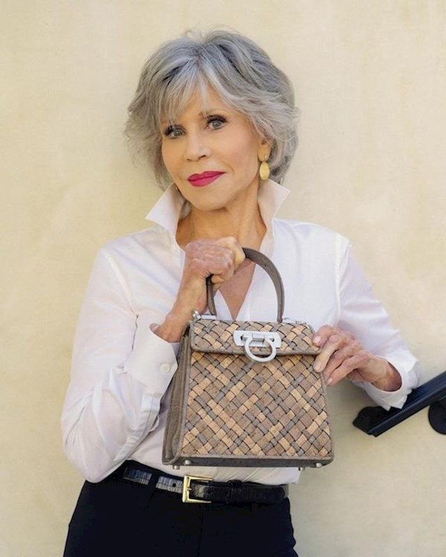 Jane Fonda - 83