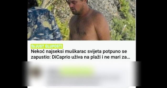 Majstor je ubio komentarom na vijest o DiCapriju, skupio je 3 tisuće lajkova