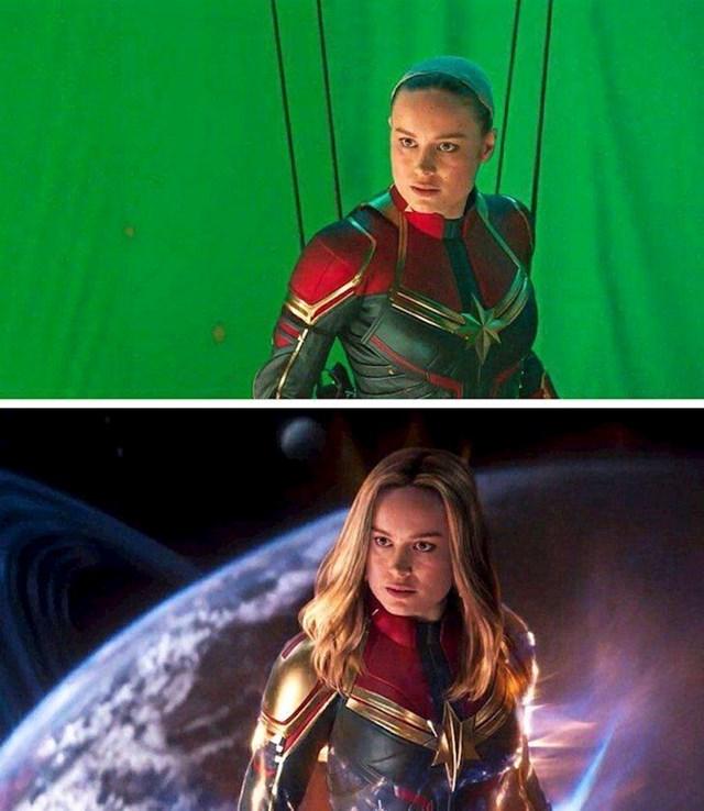 Avengers: Endgame ; u ovom filmu skoro ništa nije onakvo kako izgleda