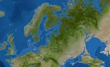 Mapa prikazuje kako bi izgledala Europa da se otopi sav led na Zemlji, pogledajte Hrvatsku